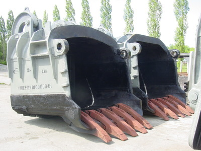 Spare parts for mining and processing equipment